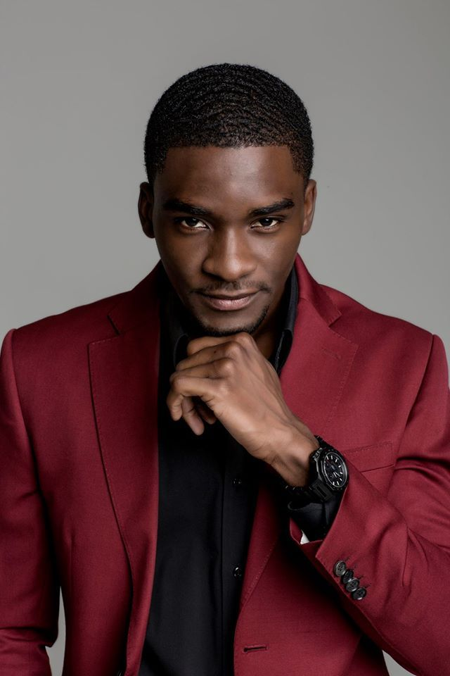 Dramafever has hot photos of Sam Okyere!