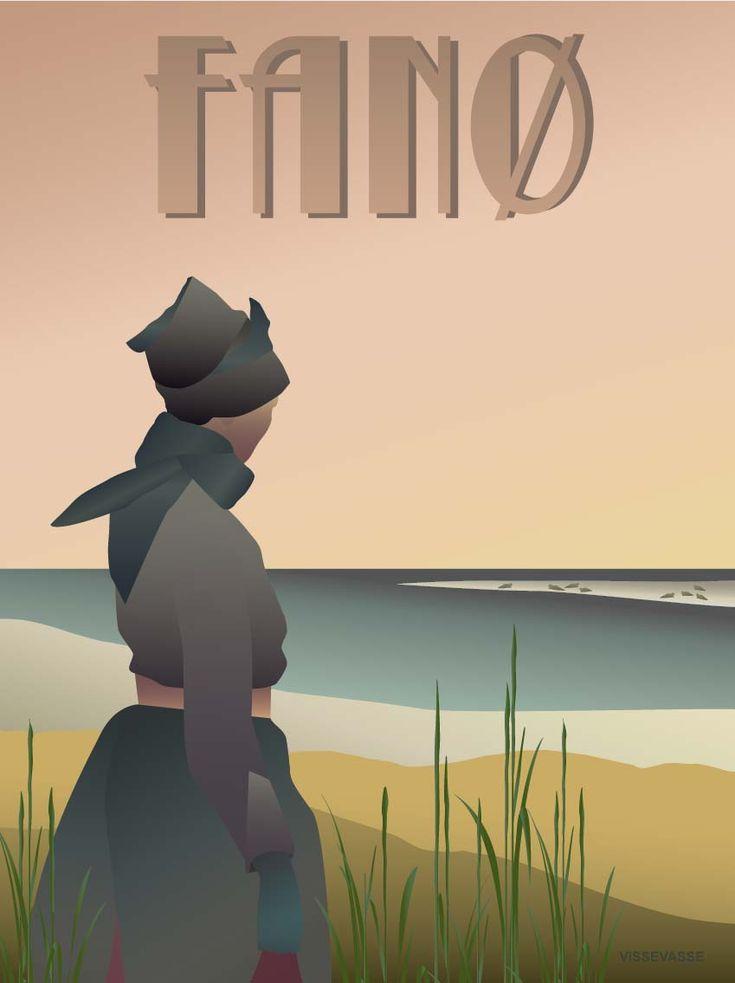 FANØ - plakat