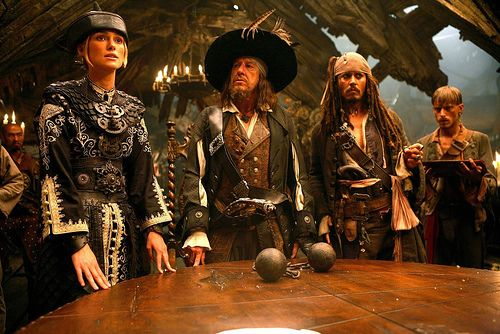 Pirates of the Caribbean ; At World's End