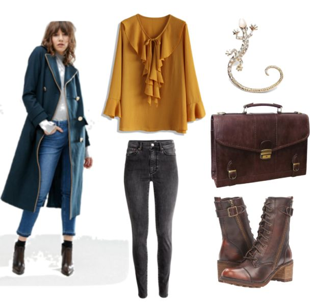 Geek Chic: Fashion Inspired by Fantastic Beasts and Where To Find Them - College Fashion