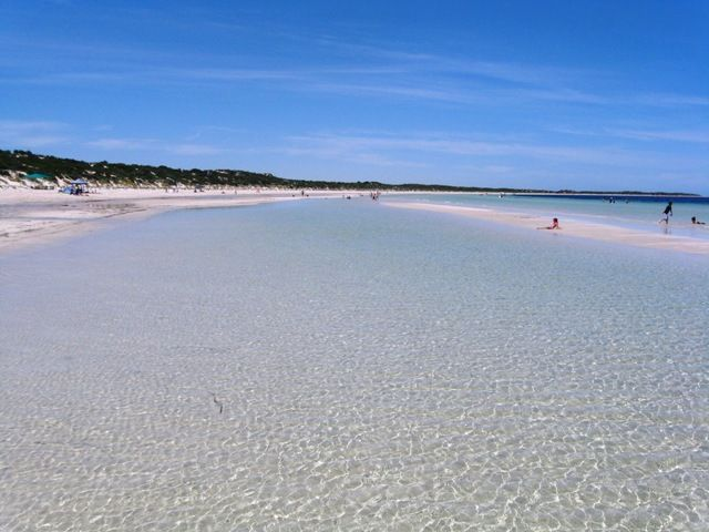 The ridiculously beautiful Port Hughes beach - Yorke Peninsula, South Australia