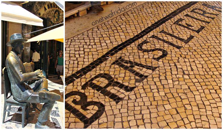 A Brasileira a Lisbona