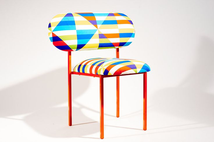 LIMITED EDITION ORIGINAL CHAIR - FRENCH RIVIERA