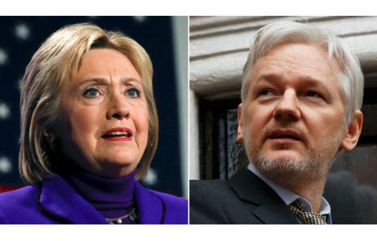 Yikes: Wikileaks founder drops EXPLOSIVE new claim about Hillary and ISIS - Allen B. West - AllenBWest.com