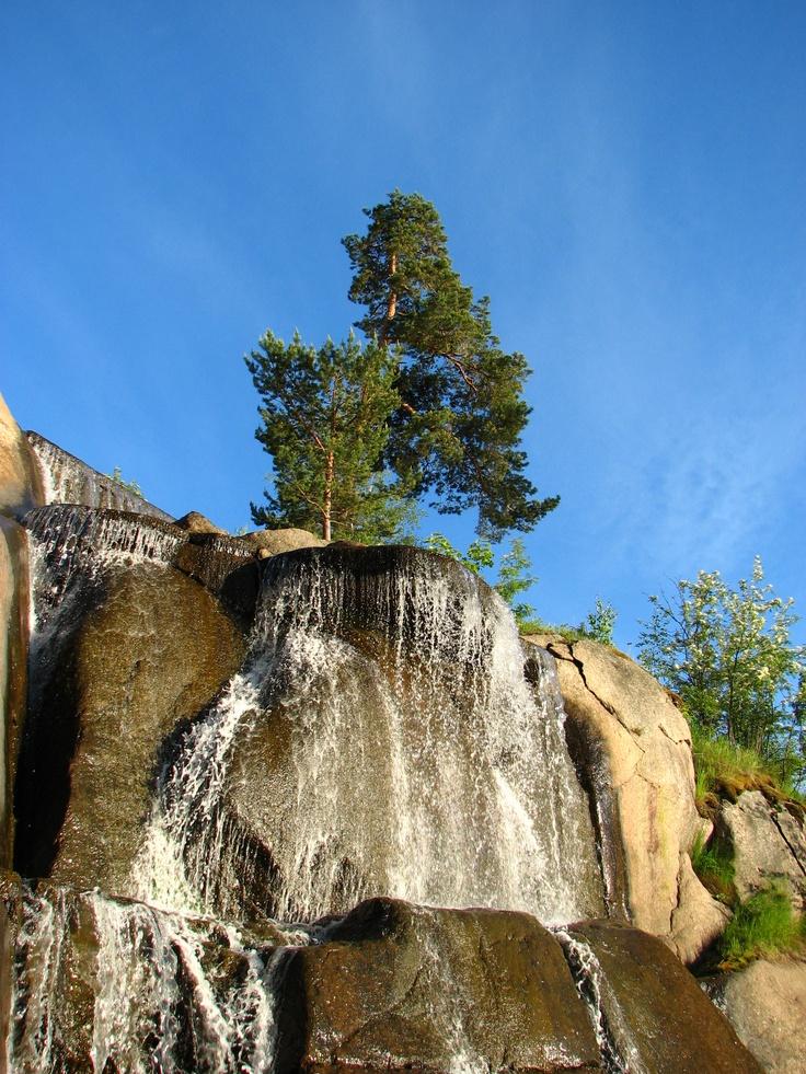 "Waterfall ""Kotka"""