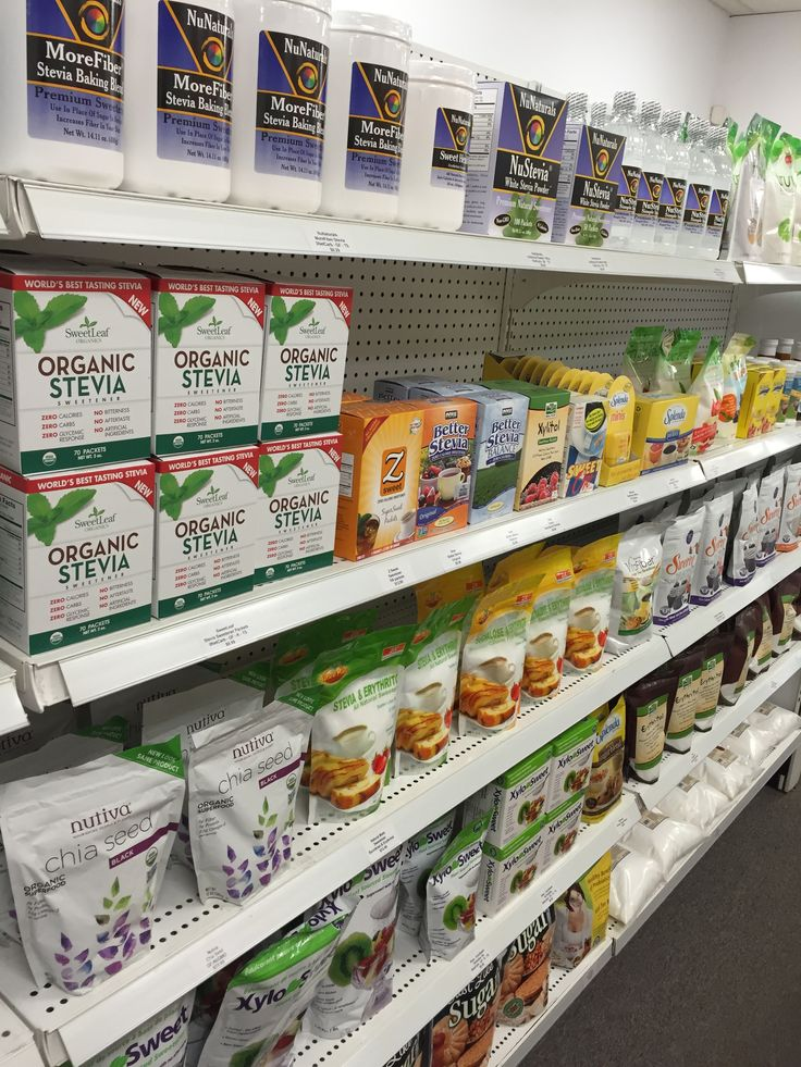 Sweeteners - Low Carb Canada