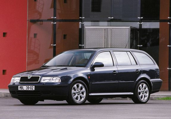 Škoda Octavia Combi (1U) 1996–2000