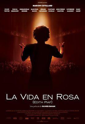 De cine no Esquío: La vida en rosa