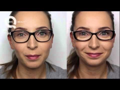 Das große Brillen-Make-up Tutorial - YouTube