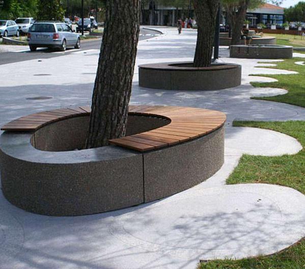 Modus Furniture Urban Seating Storage Bench Natural Linen: Best 25+ Planter Bench Ideas On Pinterest