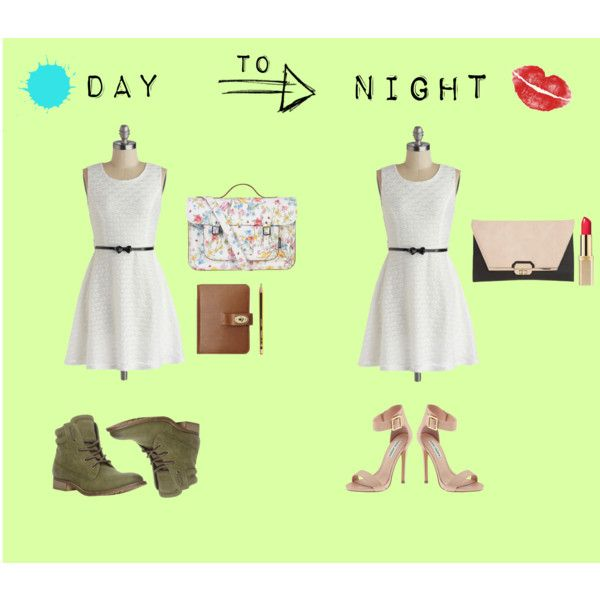 """Day to night"""