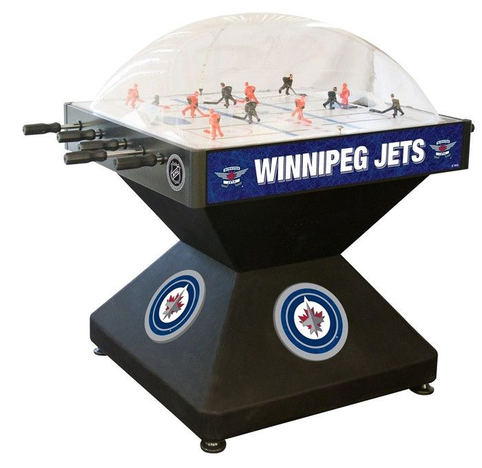 Use this Exclusive coupon code: PINFIVE to receive an additional 5% off the Winnipeg Jets NHL Deluxe Dome Hockey Game at SportsFansPlus.com
