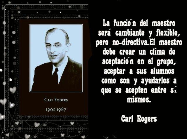 MI GERRERO VALIENTE POR FANNY JEM WONG (A LA MEMORIA DE MI PADRE): CITAS CÉLEBRES ILUSTRADAS :CARL ROGERS
