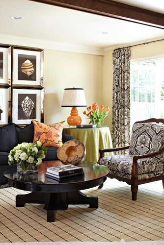 Inverness Circle traditional family room