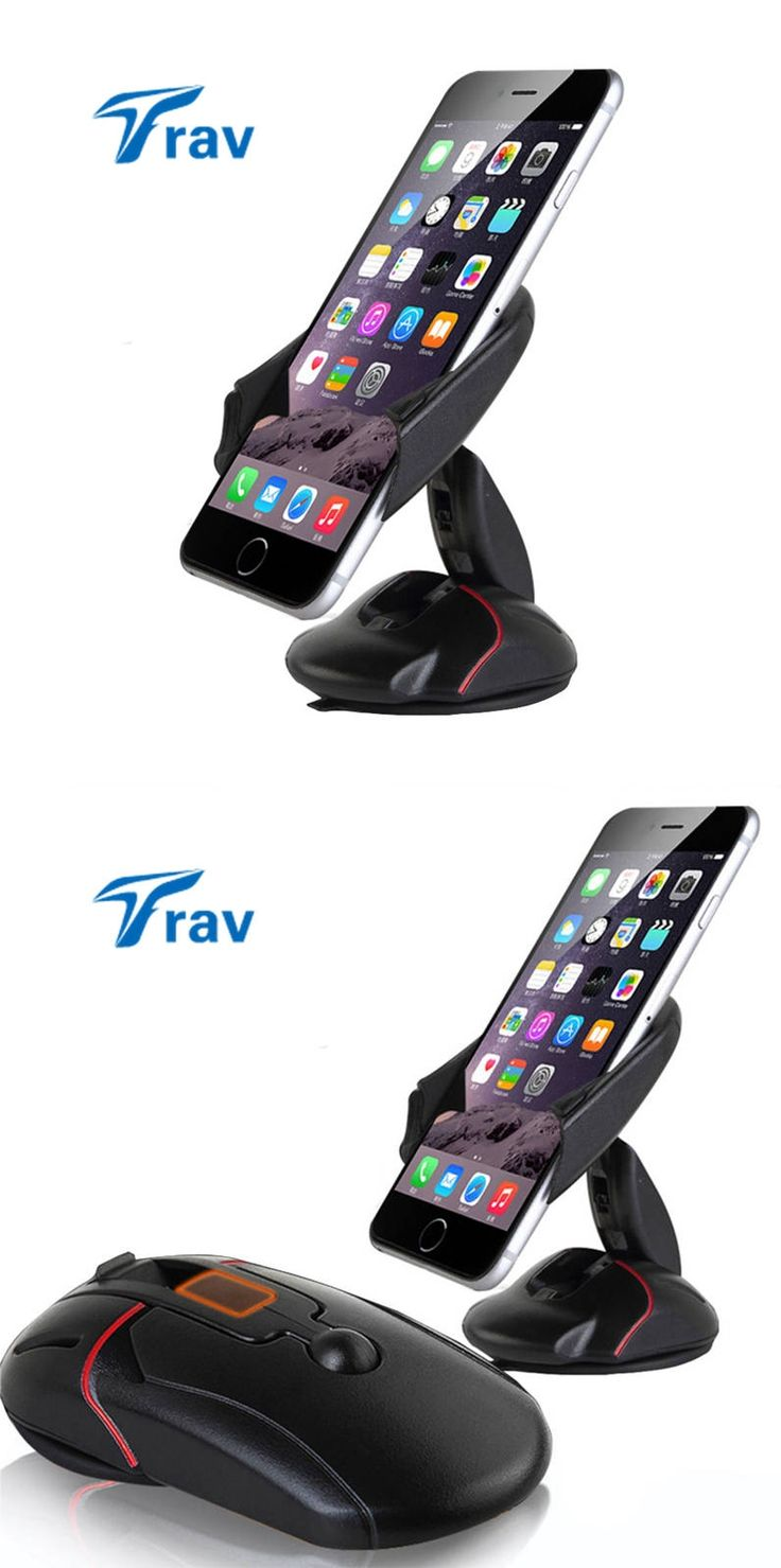 Deformable Universal Support Telephone Voiture Stand Mount for 5.6-9.5cm Width Mobile Cell Phone Gps Car Desk Holder