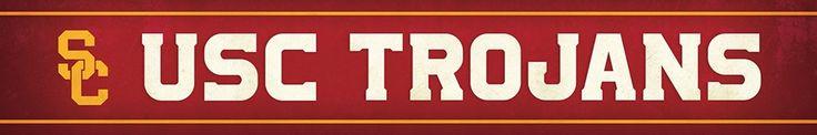 USC Trojans Street Banner $19.99