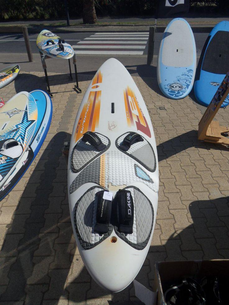 Bic Techno Medium  262x63cm 112L  Bon état 170€