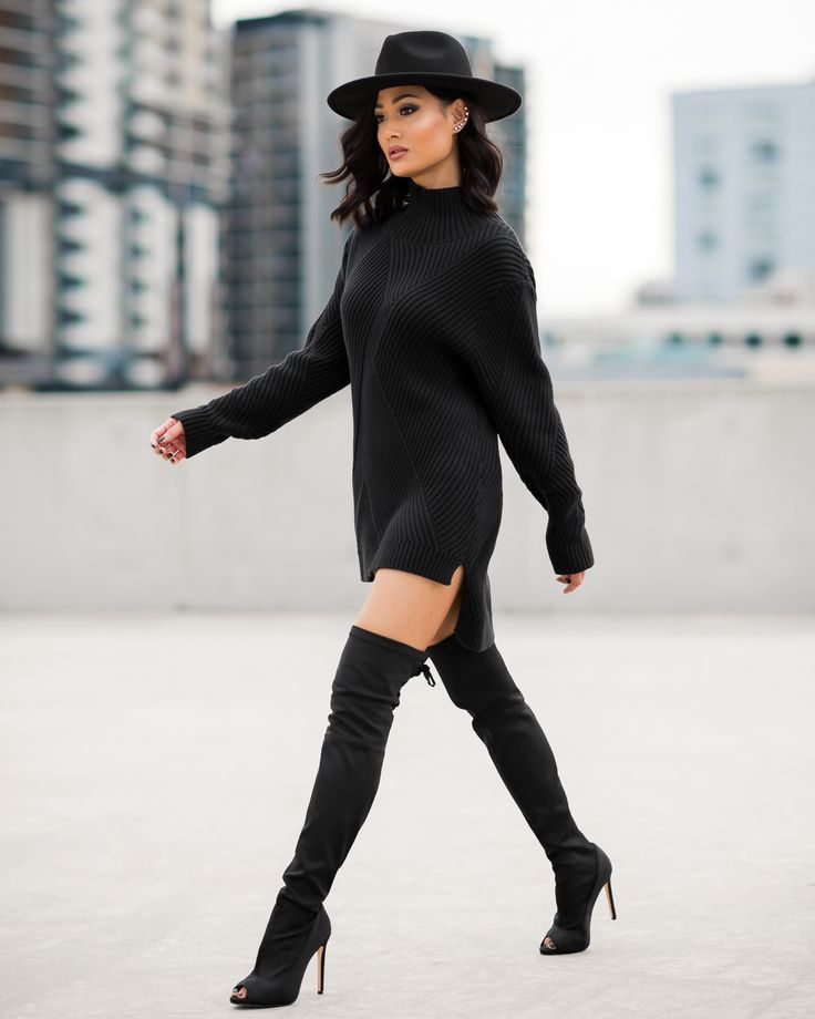 Best 25  All black outfits tumblr ideas on Pinterest | Womens ...