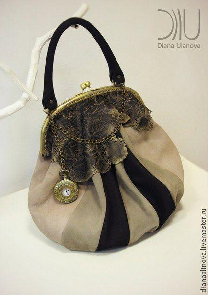"""Купить """"Восточный Экспресс"""" - бежевый, Красивая сумка, винтажный стиль, ретро стиль, Французский шарм"""