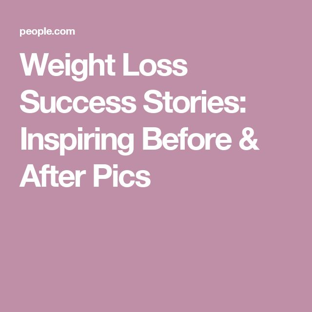 after baby weight loss success stories