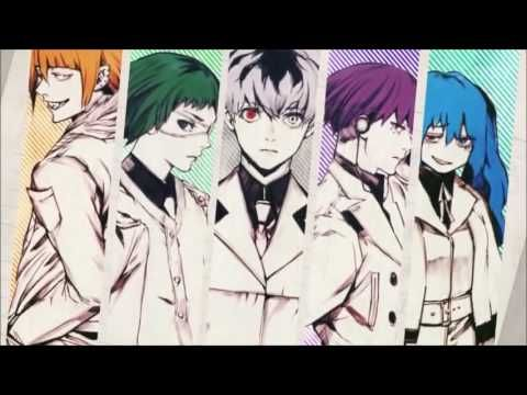 Tokyo Ghoul Re: Opening (Trailer/Oficial) - YouTube