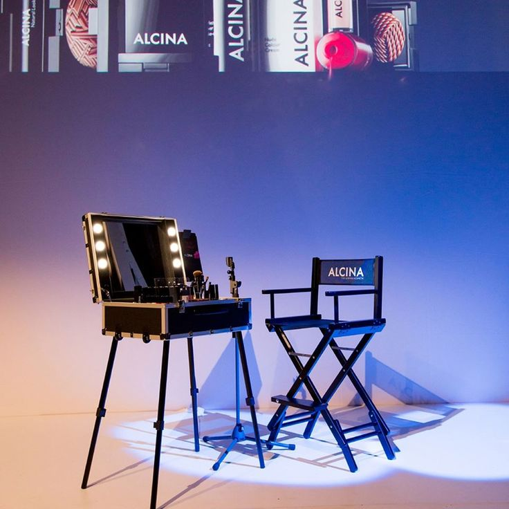 Cantoni for #Alcina, the beauty German brand. #Cantoni #makeupstations, natural protagonists of the backstage, debuted well in recent years in the role of prominent actors, as spectacular elements in the furnishings of the scene and on the runways. #cantonidoesitbetter #cantonibeauty #cantonimakeupstations