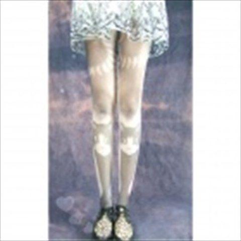 Stylish Cat Pattern Velvet Pantyhose Stockings - Grey $11.53