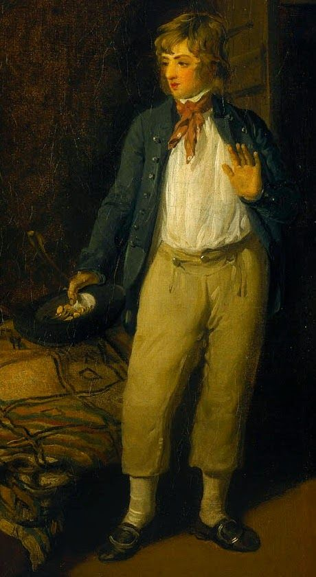 British Tars, 1740-1790: The Sailor's Return, 1786