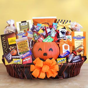Office Halloween Gift Basket                                                                                                                                                                                 More