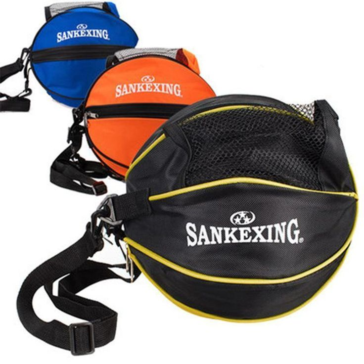 Outdoor Sports Shoulder Soccer Ball Bags Nylon Training Equipment Acce