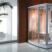 galleria foto cabine doccia con sauna e bagno turco foto 4