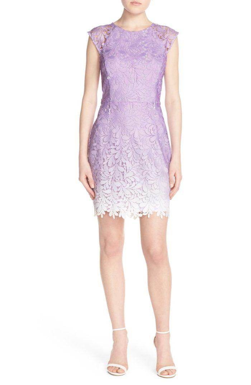 37 best spring wedding inspiration images on pinterest for Wedding dresses for guests spring
