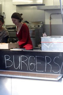 burgers at Le camion qui fume by David Lebovitz, via Flickr