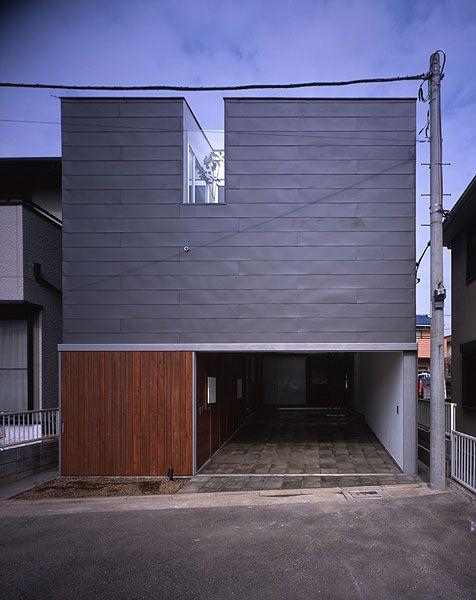 House Ig, Kanagawa Japan by Miyahara architec office