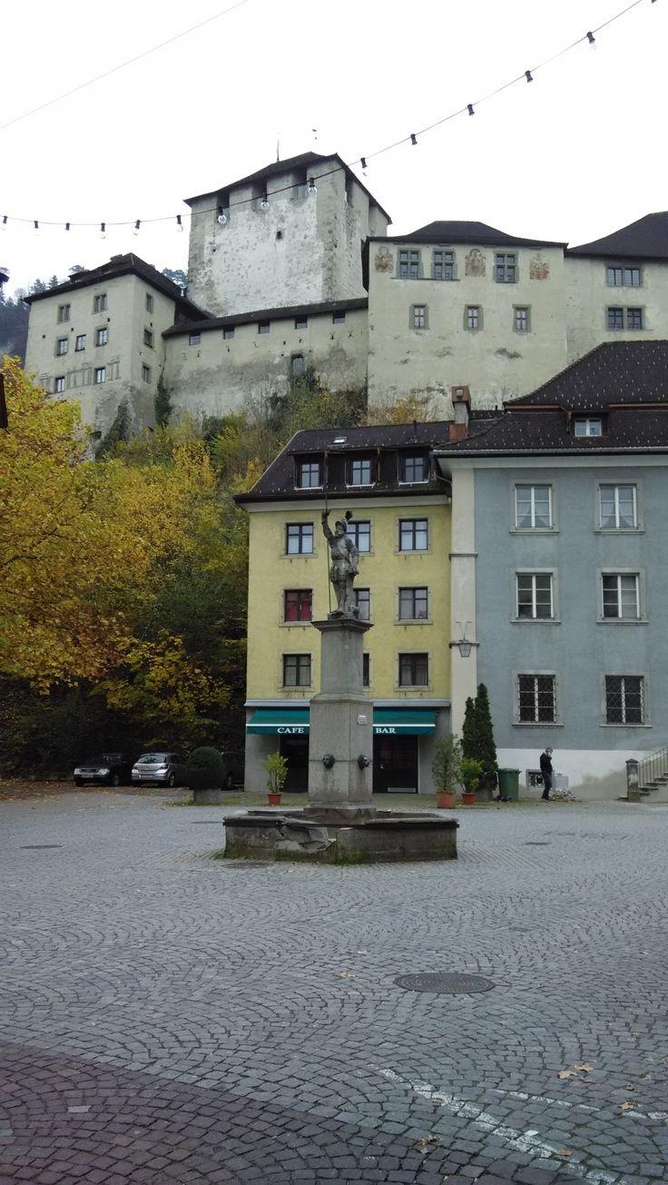 Feldkirch en Vorarlberg