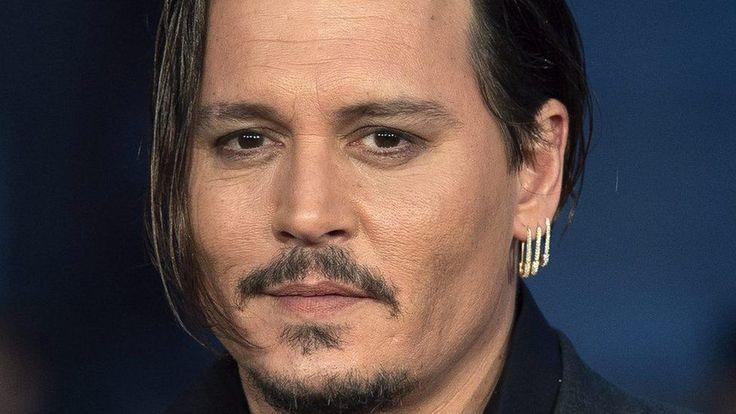 'Johnny Depp' jadi Tukang Daging?