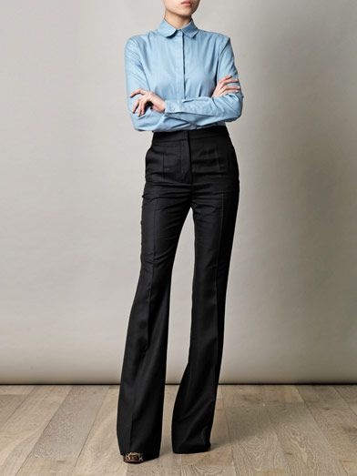 Stella Mccartney high waisted trouser