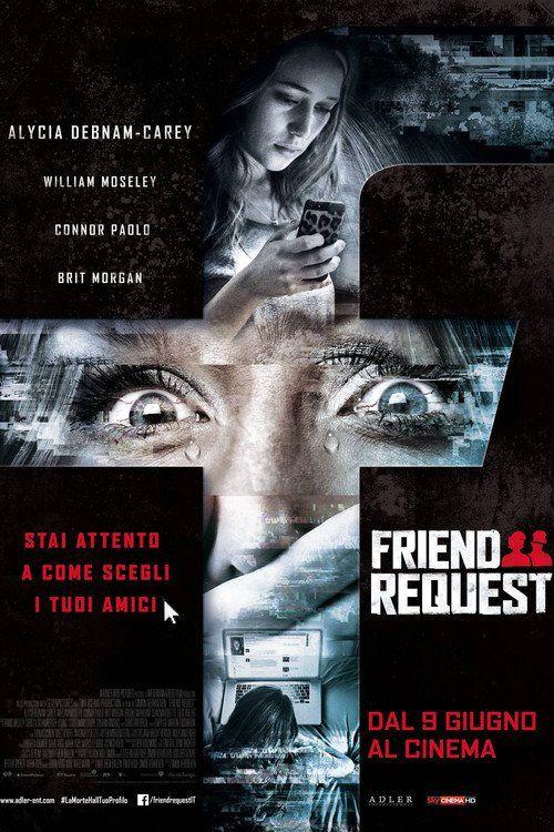 Watch->> Friend Request 2016 Full - Movie Online