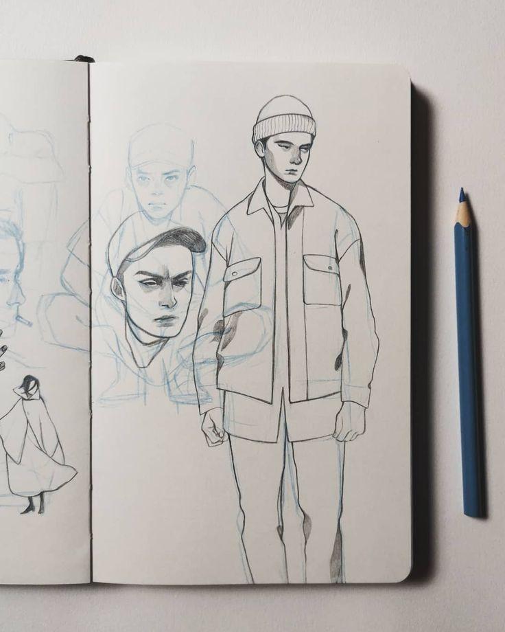 More doodles ❤️ x o #bleistiftzeichnung #zeich…