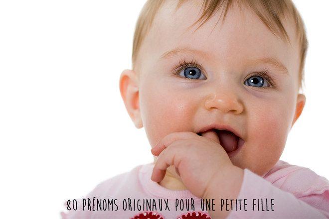 Pour bébé, cap sur un prénom de fille original et pas banal : Album photo - aufeminin