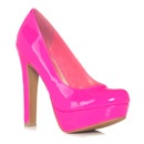 hot ta hot pink: Dulce Rosa, That, Stylish Shoes, Small Feet, Fifty Shades, Hot Pink, Hot Ta, Shoes Porn, Fashion Stuff