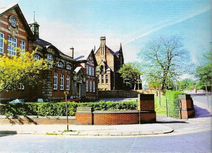 South Block and North Block at Cowley Girls School