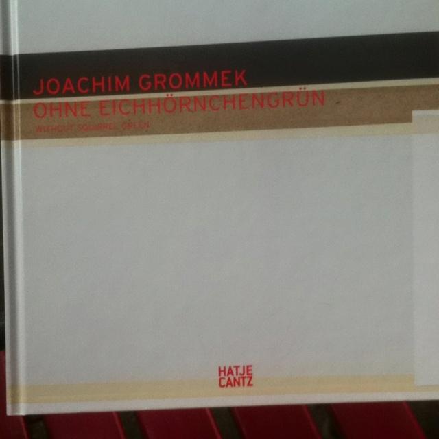 Buch joachim grommek maler berlin