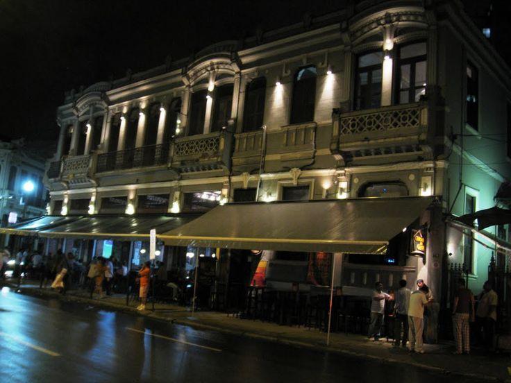 Bar Carioca da Gema. Lapa, Rio de Janeiro, RJ.    Credito: Edson Gomes