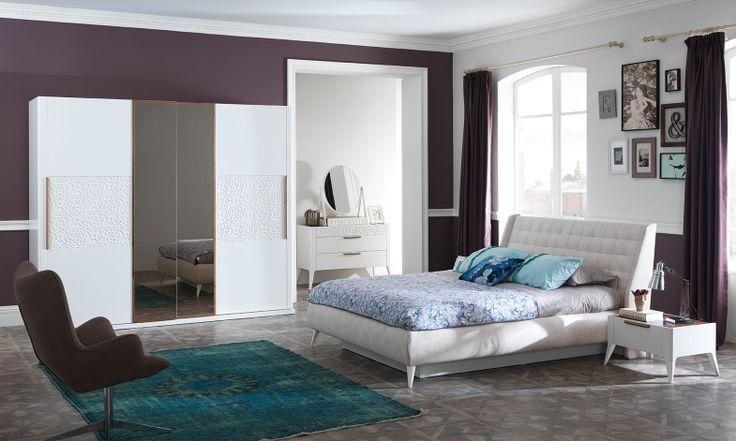 Zarif detaylarla tasarlanan Bonus Yatak Odası Takımı yatak odanıza dilediğiniz görünümü kazandıracak. Tarz Mobilya | Evinizin Yeni Tarzı '' O '' www.tarzmobilya.com ☎ 0216 443 0 445 📱Whatsapp:+90 532 722 47 57  #yatakodası #yatakodasi #tarz #tarzmobilya #mobilya #mobilyatarz #furniture #interior #home #ev #dekorasyon #şık #işlevsel #sağlam #tasarım #konforlu #yatak  #bedroom #bathroom #modern  #karyola #bed #follow #interior #mobilyadekorasyon