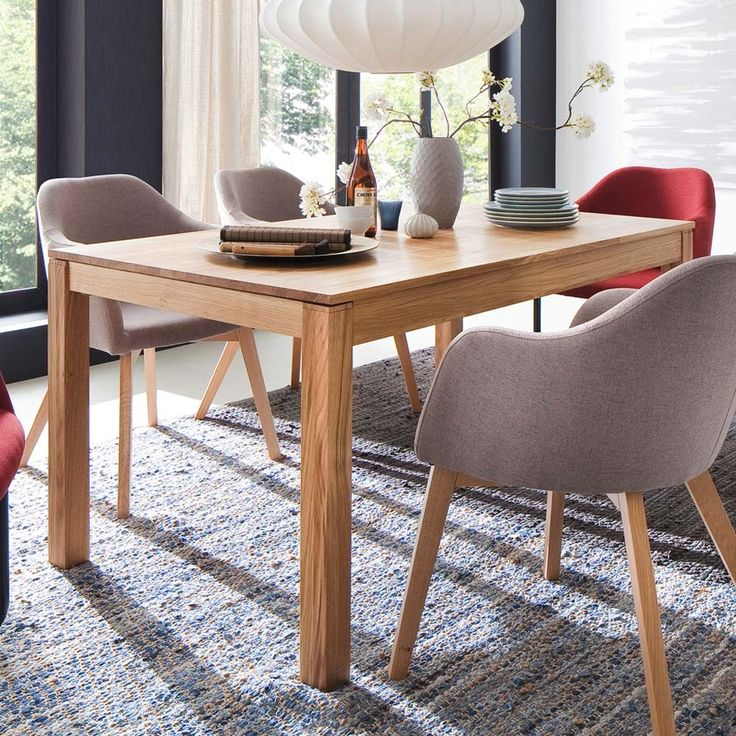32 best tisch images on Pinterest Dining rooms, Diner table and - küchentische und stühle