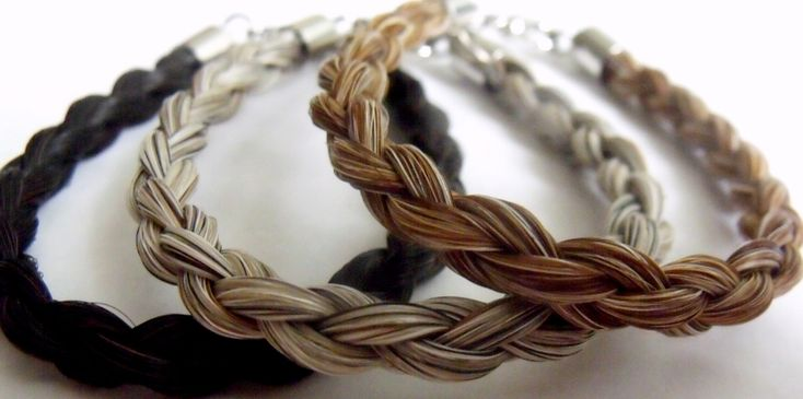 Make your Own Horse hair Bracelet a Forever Treasure: Priceless!