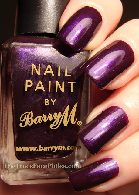 Barry M Vivid Purple
