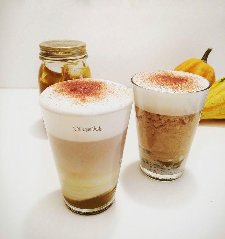 Pumpking spice latte homemade