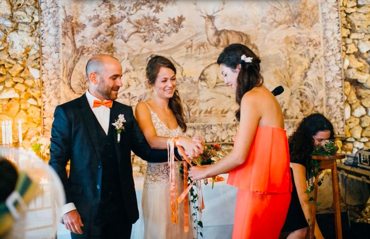 Les rituels de cérémonie de mariage laïque   Une Belle Cérémonie
